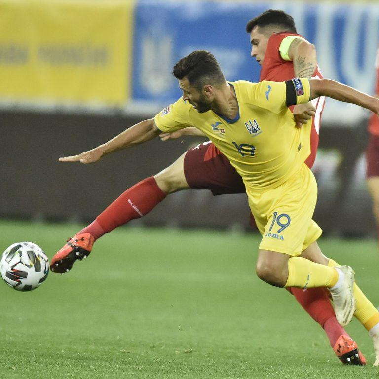 Ліга націй УЄФА: CAS виніс остаточне рішення щодо скандального матчу збірної України проти Швейцарії