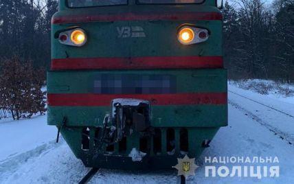 Во Львовской области поезд сбил насмерть мужчину