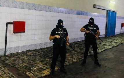 """У Чорногорії вилучили рекордну партію кокаїну, замаскованого під """"коронавірус"""""""
