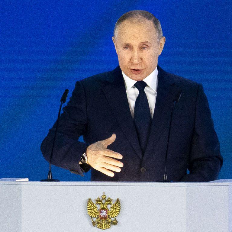 Путина внесли в список кандидатов на Нобелевскую премию мира