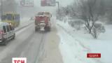 Сніг паралізував Одесу