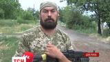 На северных окраинах Донецкая снова идет бой