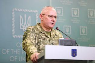 Хомчак уходит с поста главнокомандующего ВСУ