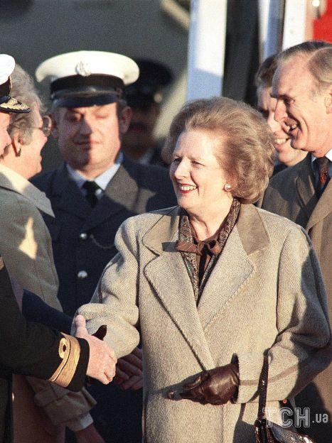 Маргарет Тэтчер / © Associated Press