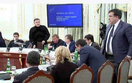 Видео скандального спора Авакова и Саакашвили и архив Януковича. 5 главных новостей дня