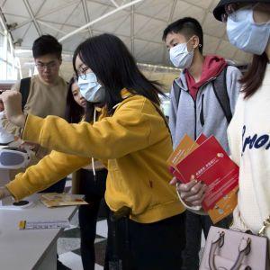 Китай починає використовувати інтимні мазки для тестування коронавірусу