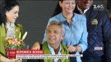 На президентских выборах в Эквадоре побеждает Ленин Морено