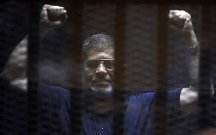 Суд вынес приговор за госизмену опальному экс-президенту Египта Мурси