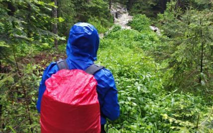 Сам нашел маршрут: в Карпатах разыскали пропавшего в горах туриста из Винницы (фото)