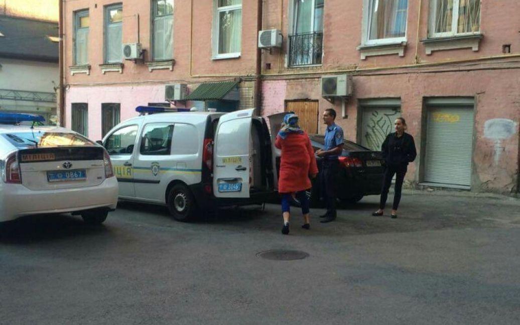"""Правоохранители задержали семерых """"ночных бабочек"""" / © ТСН.ua"""