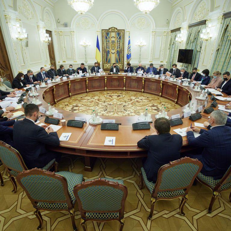 СНБО принял второй пакет санкций против 12 контрабандистов