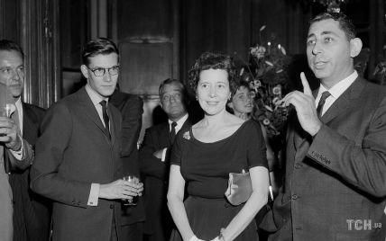 Стильний і юний: архівне фото Ів Сен-Лорана на паризькій вечірці
