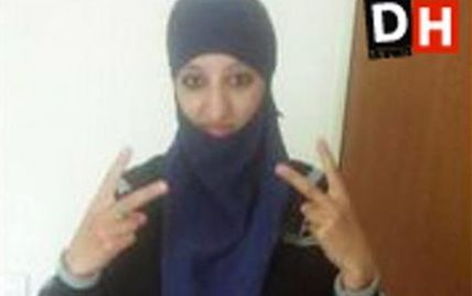 Бельгийские СМИ обнародовали фото парижской смертницы
