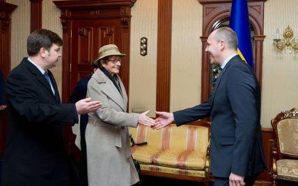 В Україну прилетіла президент ПАРЄ