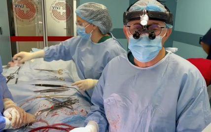 У Львові провели першу в Україні пересадку серця дитині: як минула операція