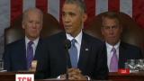 Президент США звернувся зі щорічною промовою до Конгресу