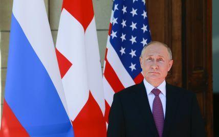 Путин заявил, что Украину с Байденом обсудил подробно