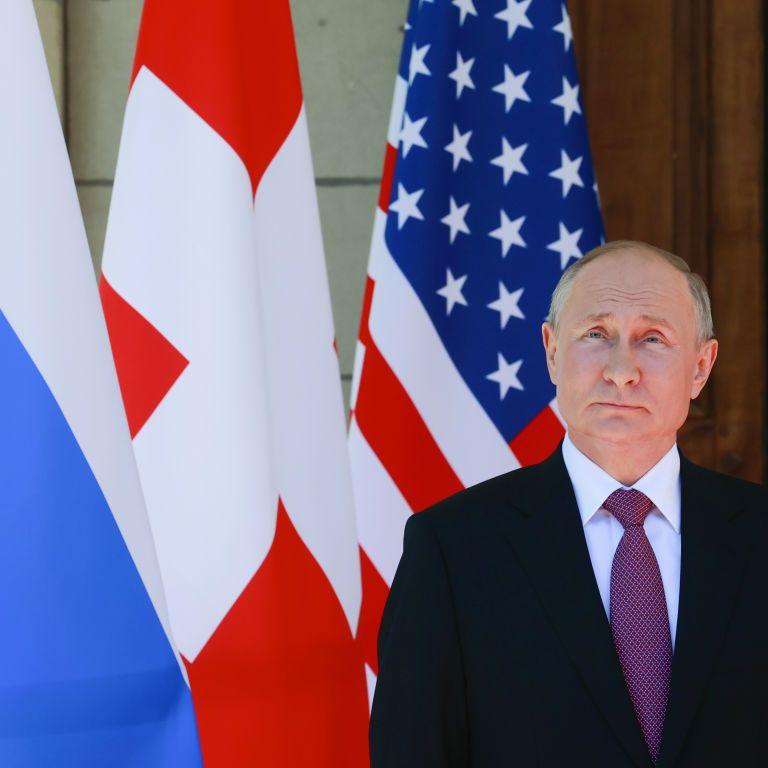 Путін заявив, що Україну з Байденом обговорив детально