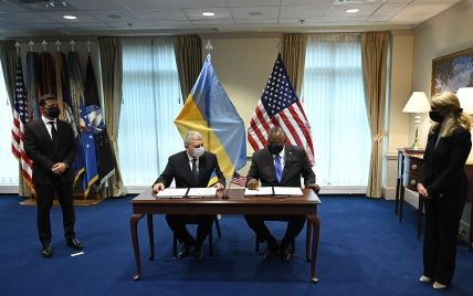 Украина и США подписали соглашение о стратегических основах оборонного партнерства