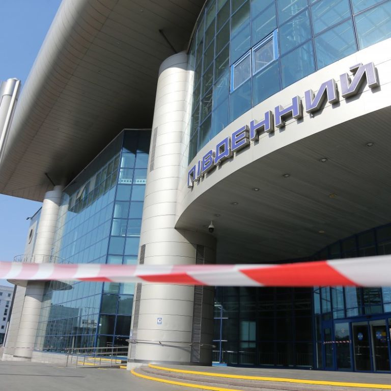 В Киеве искали взрывчатку на Центральном и Южном вокзалах