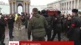 """На Майдані попрощалися з """"кіборгом"""" з Грузії"""