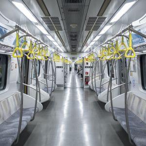 У київському метро з'являться безшумні поїзди з наскрізними вагонами
