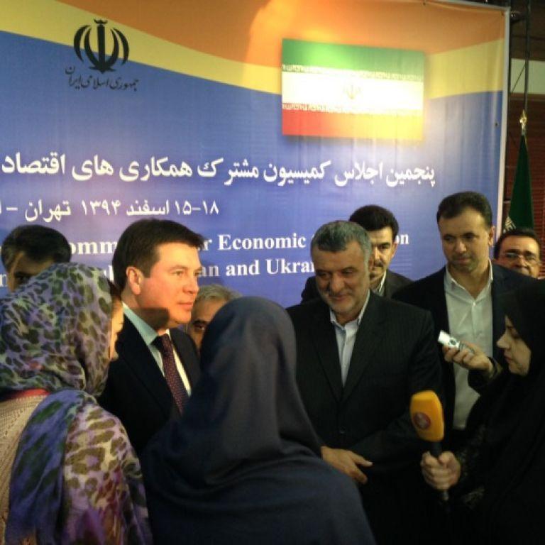 Нефть, самолеты и сельское хозяйство: Украина договаривается с Ираном об экономическом сотрудничестве