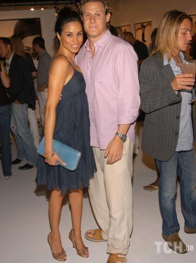 Меган Маркл и бывший муж / © Getty Images