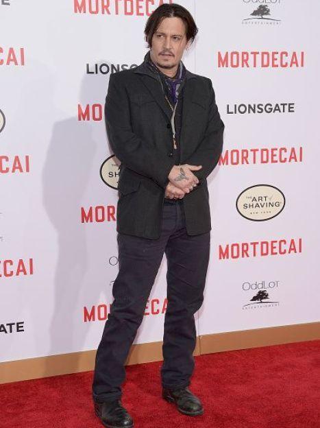 Джонни Депп / © Getty Images/Fotobank