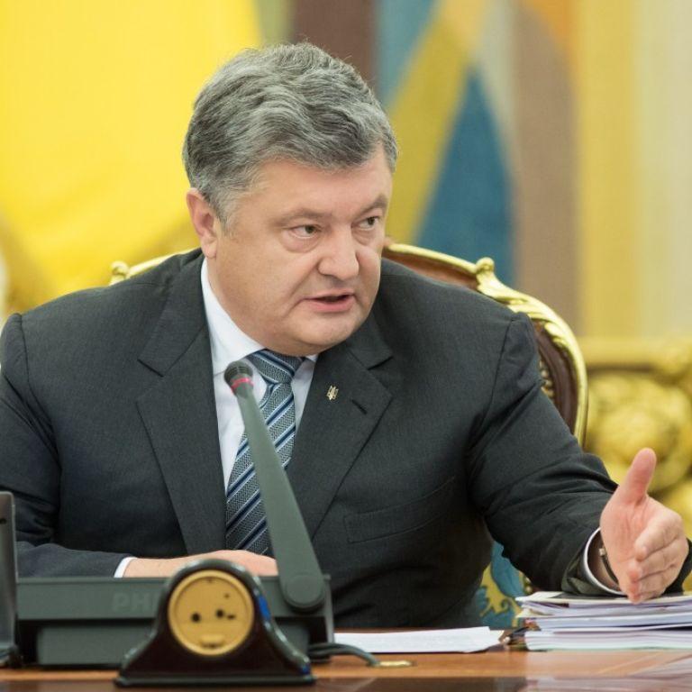 Порошенко: мы способны сдерживать российского агрессора с сильнейшей армией на континенте