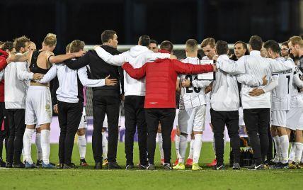 Лідера європейського чемпіонату позбавили шести очок через тренування на карантині