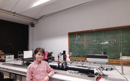 В Бельгии 11-летний вундеркинд стал бакалавром физики