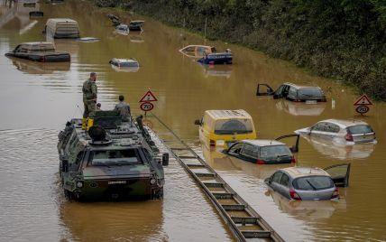 Готовятся к возможной эвакуации: регионы Германии, что пострадали от наводнений, снова накроют дожди