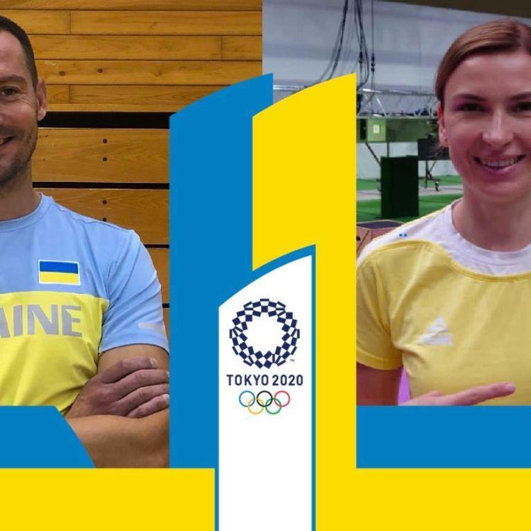 Стало известно, кто понесет флаг Украины на открытии Олимпиады в Токио