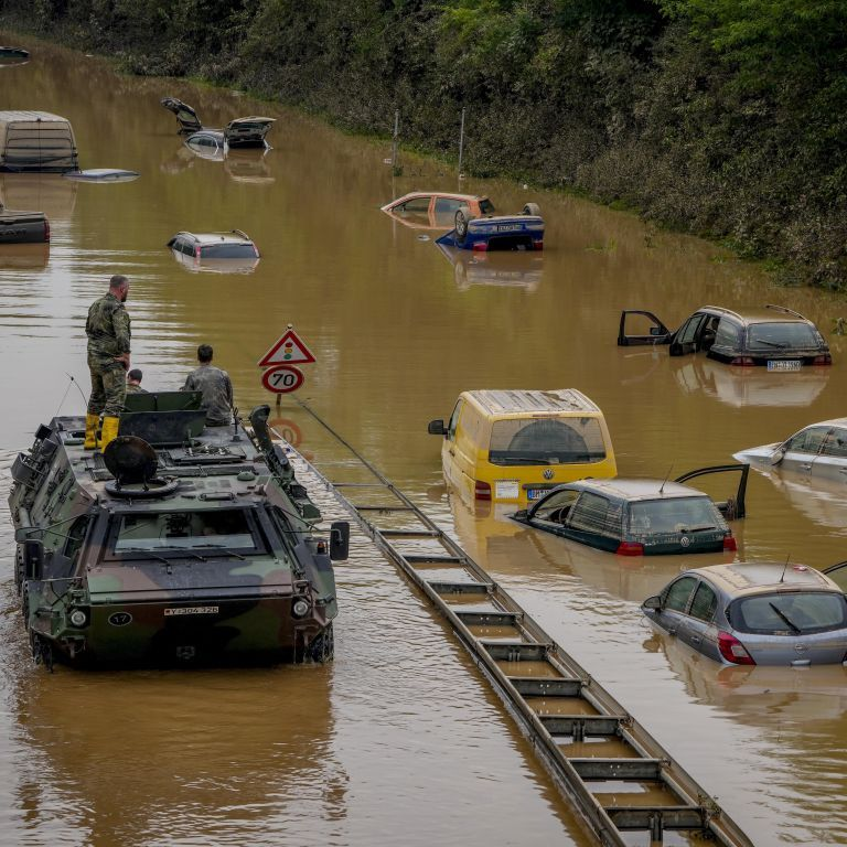 Руйнівні повені можуть почастішати в 14 разів: дослідники змоделювали ситуацію з кліматом у Європі