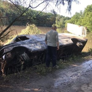 Забруднену хімікатами водойму на Вінниччині можуть оголосити зоною лиха