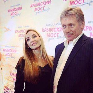 Жена Пескова стала совладельцем производителя соли в Крыму
