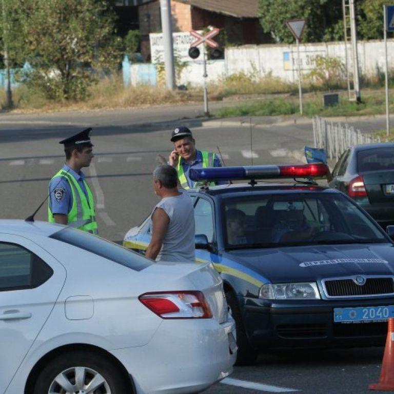 ДАІ обмежує рух транспорту в Києві цими вихідними