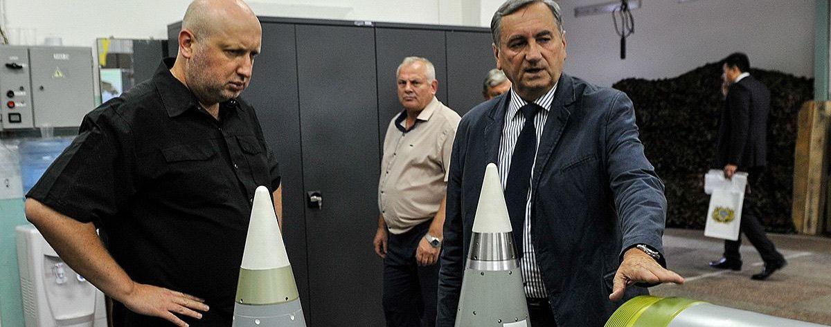 В Украине успешно завершили испытания новых крылатых ракет – Турчинов