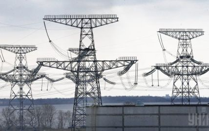 Украина прекратила импортировать электроэнергию из России