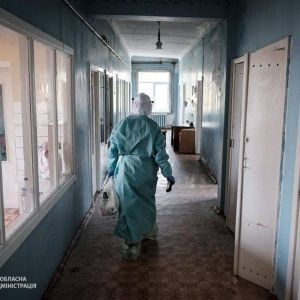 В Украине количество смертей от коронавируса превысило 50 тысяч