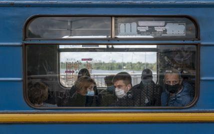 Транспорт Києва без паперових квитків: підсумки перших трьох місяців