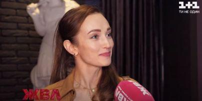Ексдружина Володимира Остапчука вперше після розлучення вийшла в світ з чоловіком