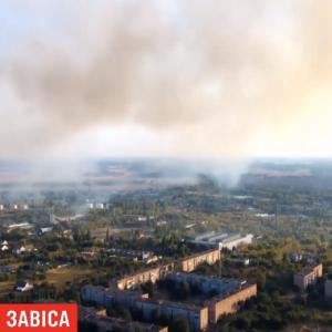 Киев страдает от задымления: жители Левого берега жалуются на мусороперерабатывающий завод