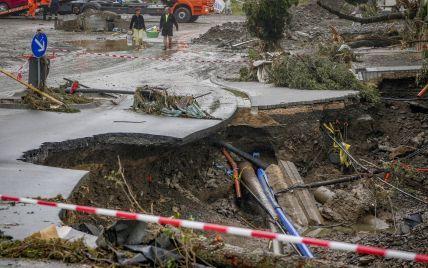 """""""Потоп века"""" Германия объявила режим военной катастрофы"""