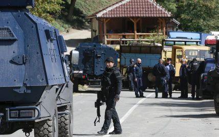 Обострение в Косово: силы НАТО прибыли на админлинию с Сербией