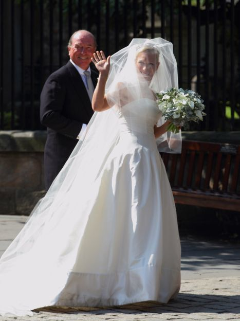 Весілля Зари і Майка Тіндолл / © Getty Images