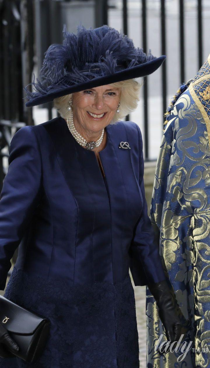 Герцогиня Корнуольська / © Associated Press