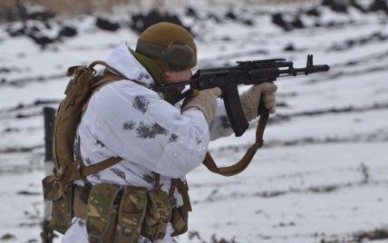 Українські війська на Донбасі за добу знищили вісім окупантів