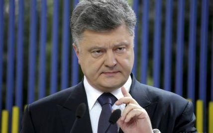 Россия не выиграет войну на Донбассе – Порошенко